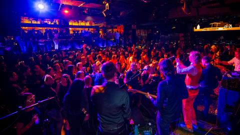 Rendezvous 2016   Opium Barcelona