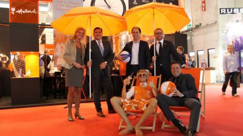 Joint Promotion   Noordwijk IBTM