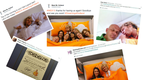 Social Media   Dreaming of Holland