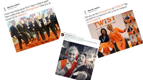 Social Media   The Orange Twist