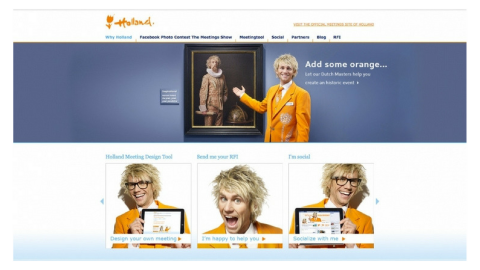 Website   The Dutch Masters